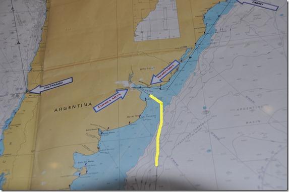 Feb 8th Map
