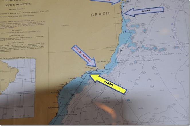 Pararti Map
