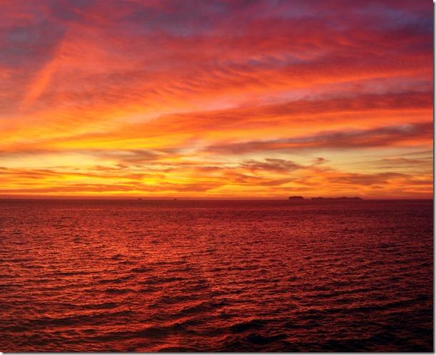 San Martin Sunset  (5) Stitch
