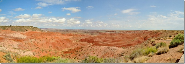 Day 5, Painted Desert, Petrified Forest National Park (2/6)