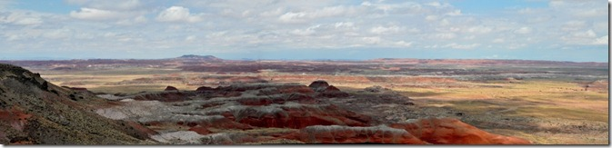 Day 5, Painted Desert, Petrified Forest National Park (4/6)