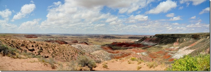 Day 5, Painted Desert, Petrified Forest National Park (6/6)