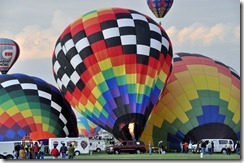 Albuquerque Balloon Festival Day 4 (4/6)