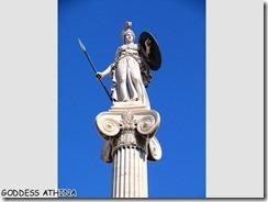 godess athina