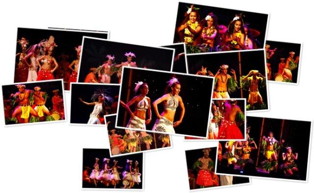 View Tahiti Show